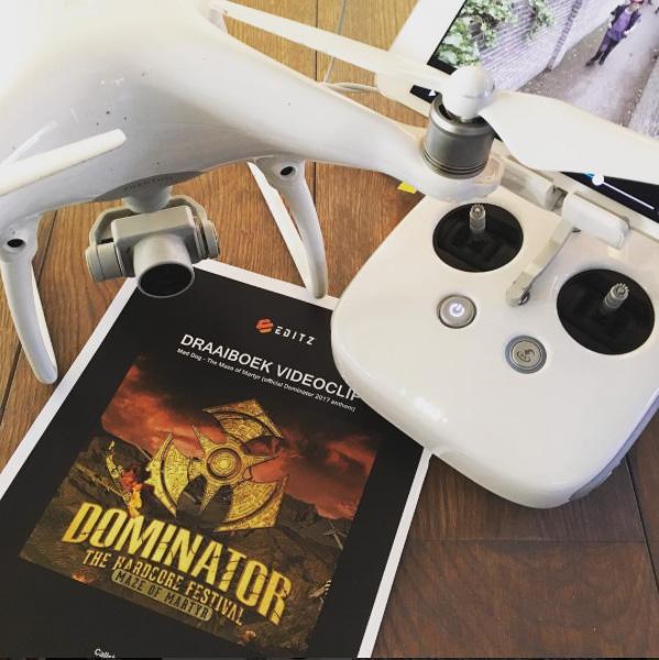 Dominator anthem 2017 drone