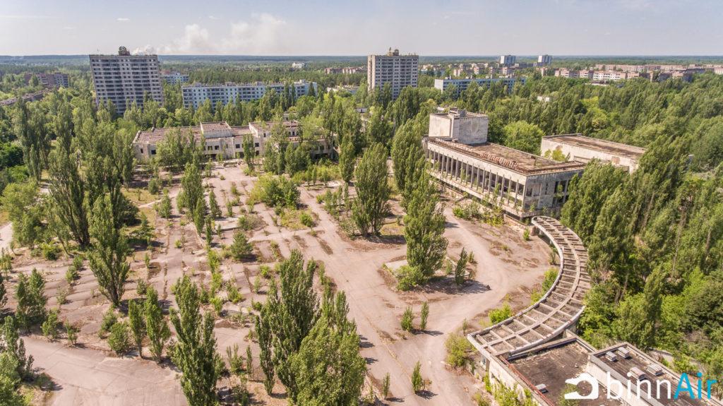 Chernobyl - Drone