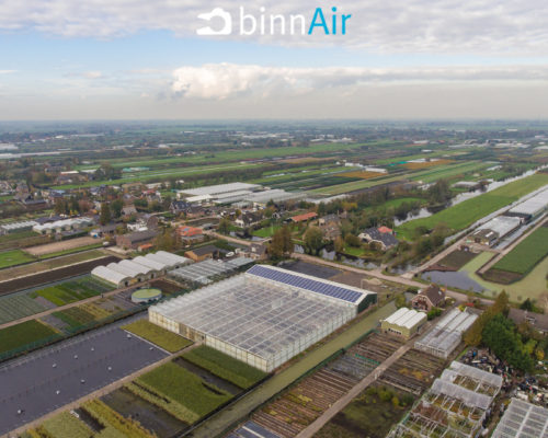 SunPark Innovation - binnAir - Zonnepanelen