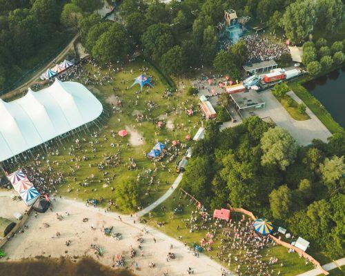 Promised Land Festival - Drone