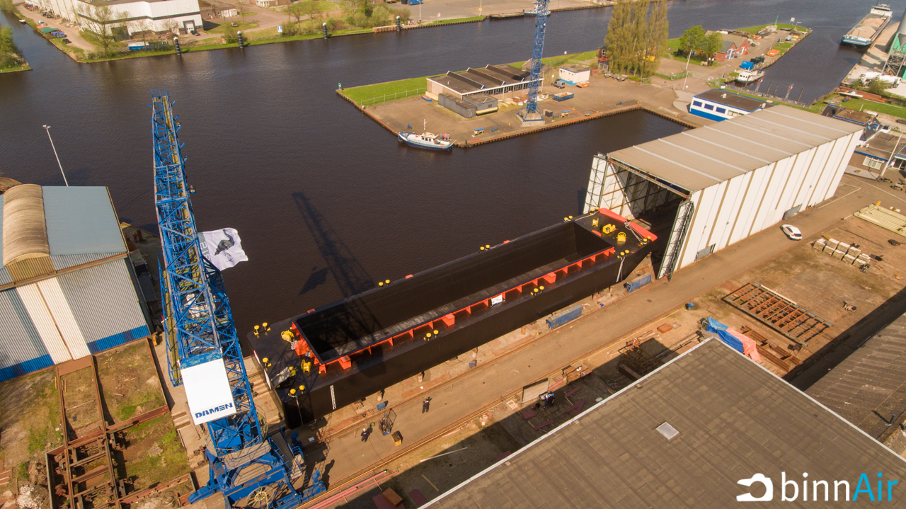 Dutch Marine BV - IBIS - Sumar