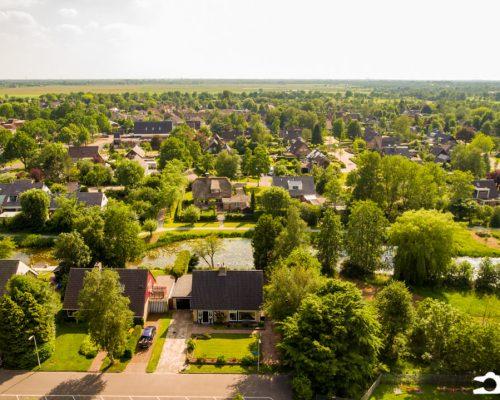 Moniek Bremer Makelaardij - Drone - binnAir - Buitenpost