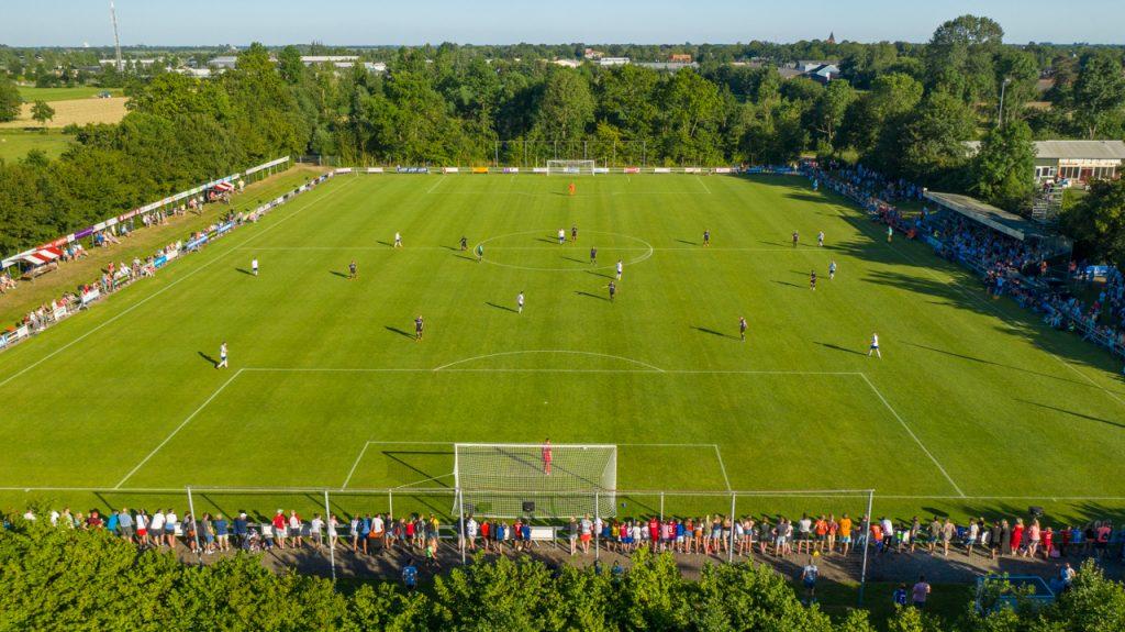 binnAir - vv Buitenpost - SC Heerenveen